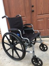 Wheel Chair in Kingwood, Texas
