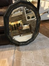 "Gorgeous 12 Sided Framed Wall Mirror - 33"" x 27-1/2"" in Naperville, Illinois"