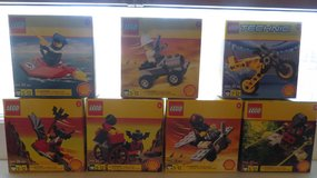 LEGO set of 7 individual, never opened lego mini sets in Lockport, Illinois