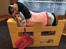 American Girl Doll Horse in Plainfield, Illinois