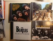 collection of 8 beatles  cd's in Naperville, Illinois