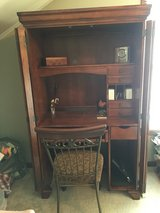 Office desk and chair in Lockport, Illinois