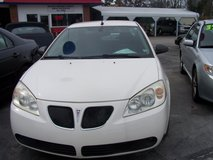 2008 PONT G6 GT AUTO ~REDUCED~ in Camp Lejeune, North Carolina