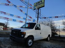 2008 Ford Econoline E250 cargo van in Fort Leonard Wood, Missouri