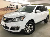 2017 Chevrolet Traverse LT **SEATS 8 PEOPLE** in Spangdahlem, Germany