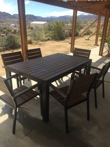 7 pc Patio Dining Set- New in Yucca Valley, California