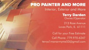 ?@?REPAINTING EXPERT, COMMERCIAL AND RESIDENTIAL?@? in Chicago, Illinois