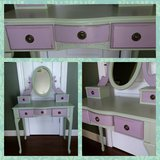 Girly Dressing Table in Lockport, Illinois