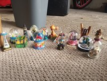 snow globes in Westmont, Illinois