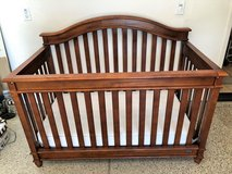 Crib Set (with mattress and extras) in Camp Pendleton, California