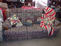 Three Cushion Sofa in Fort Riley, Kansas