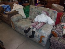 Two Cushion Love Seat in Fort Riley, Kansas