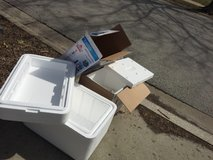 Styrofoam Coolers and Boxes in Lockport, Illinois