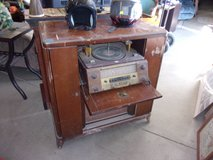 RCA Radio/Record Player in Fort Riley, Kansas