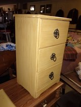 Small Three Drawer Chest in Fort Riley, Kansas