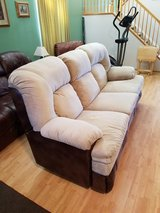 Full reclining couch in Naperville, Illinois