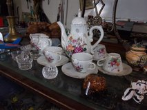 Tea Set in Fort Riley, Kansas