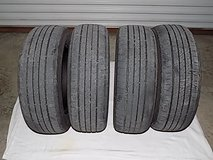 Set (4) of Firestone Affinity Tires 195/65/R15 in Sanford, North Carolina