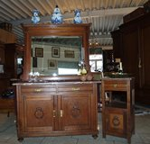 elegant dresser with mirror in Baumholder, GE