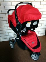 Britax Stroller and Car Seat Travel System in Aurora, Illinois