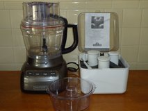 kitchenaid food processor & accessories in Oswego, Illinois