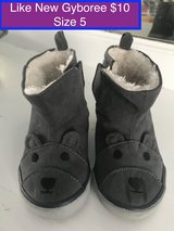Toddler Gymboree Boots with Sherpa Lining in Fort Irwin, California