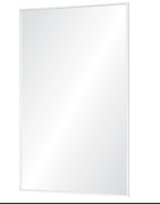 2 brand-new White Renwil Mirrors in Lockport, Illinois