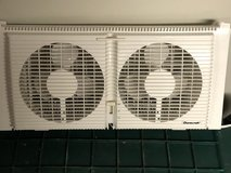Duracraft Twin Window Fan in Fort Knox, Kentucky