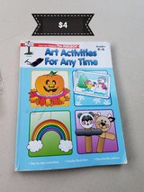 Art activities for any time book in Vacaville, California
