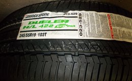 Bridgestone Dualer H/L 422 Ecopia Tires in Spring, Texas