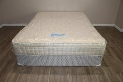 Queen Eurotop Mattress Set From Serta in Houston, Texas