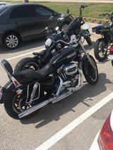 Harley Davidson XL 1200 in Fort Hood, Texas