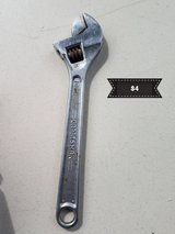 Craftsman adjustable wrench in Vacaville, California