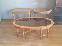 Coffee table and end tables in Alamogordo, New Mexico