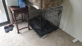 Large dog crate in Fort Bragg, North Carolina