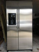 General Electric Side by Side Refrigerator in Conroe, Texas