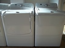 MAYTAG BRAVO WASHER & DRYER in Lumberton, North Carolina