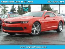 CLEAN 2015 Chevy Camaro - MAKE PAYMENTS in Fort Lewis, Washington