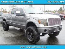 1 OWNER 2010 Ford F-150 Platinum Pickup 4D 6 1/2 ft Truck SuperCrew - MAKE PAYMENTS in Fort Lewis, Washington