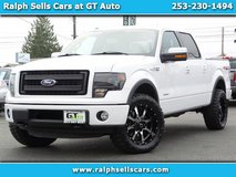 2013 Ford F-150 XLT SuperCrew 6.5-ft. Bed 4WD in Tacoma, Washington