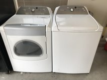 Top of the line Whirlpool Carbrio Washer and Electric Dryer in Las Cruces, New Mexico