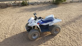 Suzuki 50cc in 29 Palms, California