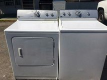 Maytag centennial washer and dryer set in Beaufort, South Carolina