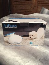 iFetch Mini Automatic Ball Launcher Dog Toy-REDUCED in Columbus, Georgia