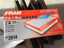 Frame Air Filter CA3914 in Bolingbrook, Illinois