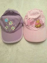 Lot of 2 Baby Girl Toddler Hats in Fort Bragg, North Carolina