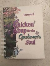 Journal Brand New Chicken Soup For The Gardener's Soul in Fort Bragg, North Carolina