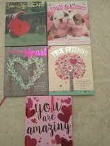 Collection/Lot of 5 Love Books All Subjects and People in Fort Bragg, North Carolina
