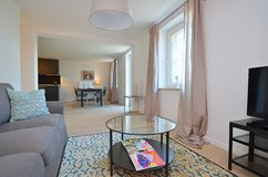 Beautiful, exclusive and newly furnished apartment with patio in Stuttgart Süd - AG152934 in Stuttgart, GE