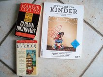 German dictionary, grammar and stuff to do with kids in Stuttgart, GE